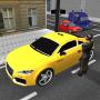 icon Taxi Car Driver