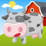 icon Barnyard Puzzles For Kids