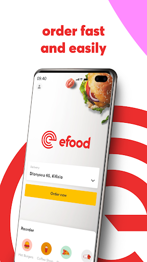 e-FOOD levering