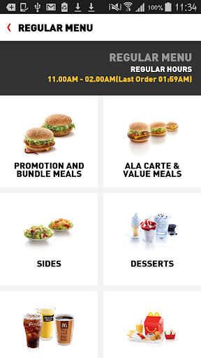 McDelivery Saoedi-west zuid