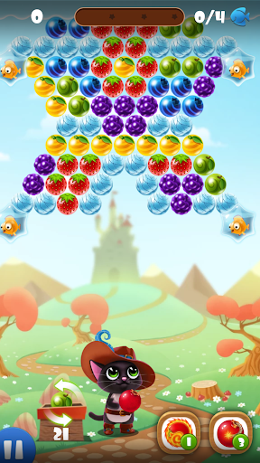 Fruity Cat - bubbelpop