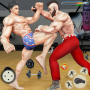 icon GYM Fighting Games: Bodybuilder Trainer Fight PRO