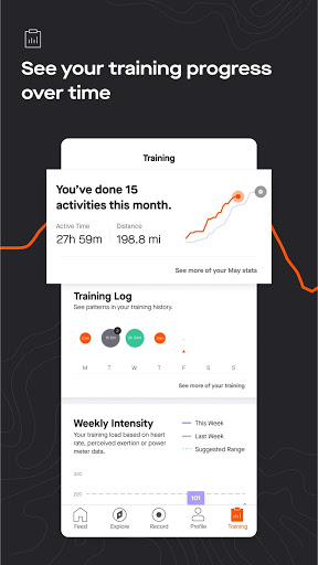 Strava Running and Cycling GPS