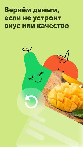 VkusVill: winkels met voedsel voor gezond voedsel