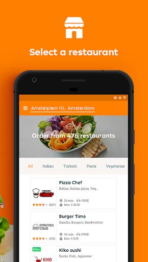 Thuisbezorgd.nl - Eten bestellen