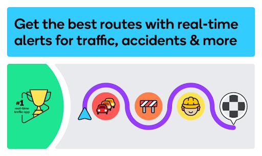 Waze - GPS, kaarten en verkeer