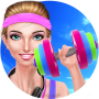 icon Gym Girl: Fitness Beauty Salon