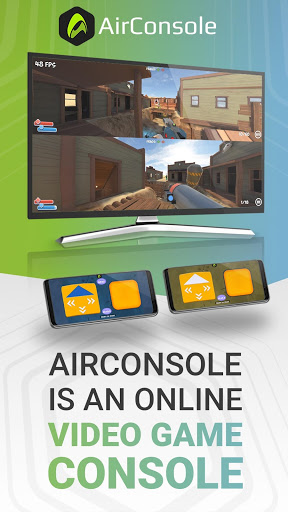 AirConsole - Spelconsole