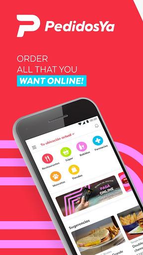 PedidosYa - Delivery Online